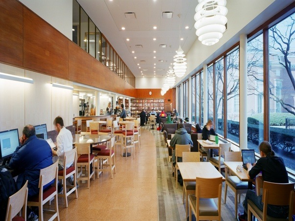 As A Side Note The Study Areas In Our Libraries Are Usually Well Lit And Full Of Windows Picture Resemble Nowhere Ive Seen At Harvard Ever