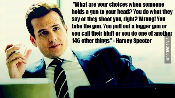 Suits (TV series): What are the best Harvey Specter quotes ...
