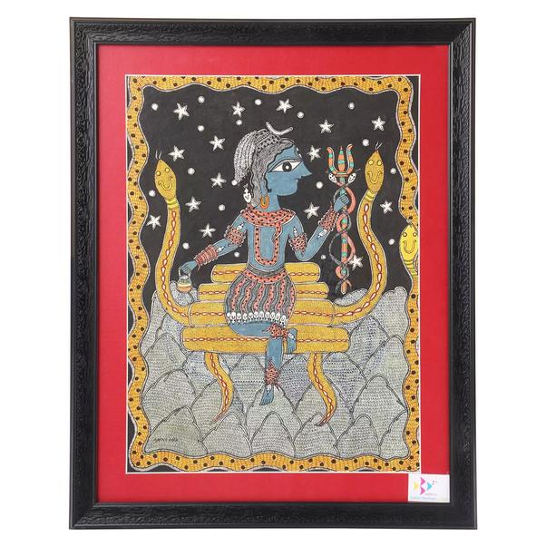How Are Madhubani Paintings Made Quora