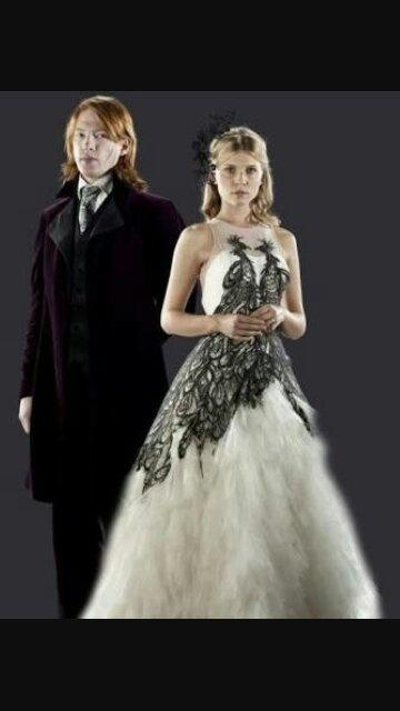 Who are the most beautiful Harry Potter female Characters (in order)? - Quora