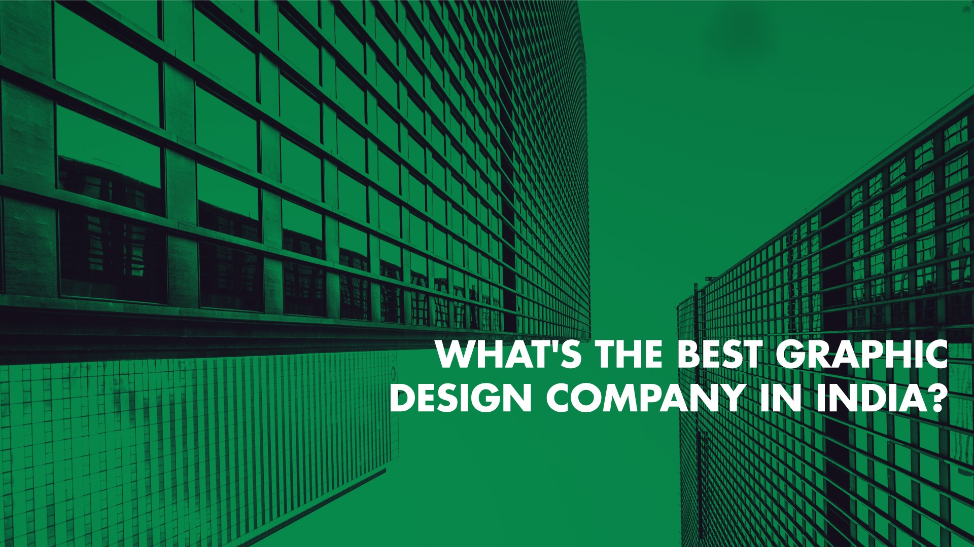 What's the best graphics design company in India? - Quora