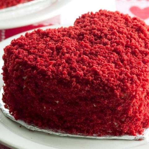 What is the name if the food color used in red velvet cake? - Quora