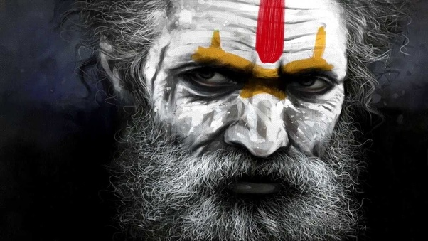 Who are Aghoris? What do they actually do and why do they only come