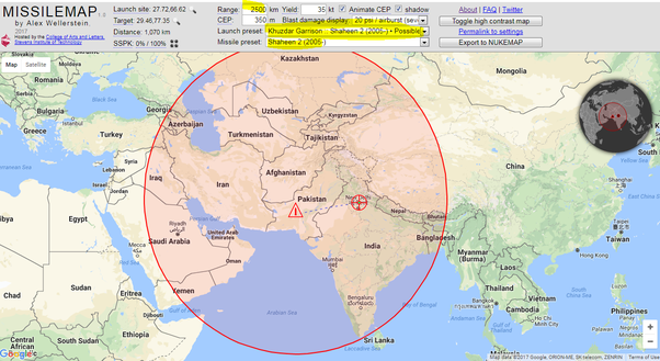 Map Of India And Pakistan Border.How Can Pakistan Eliminate India From A World Map Quora