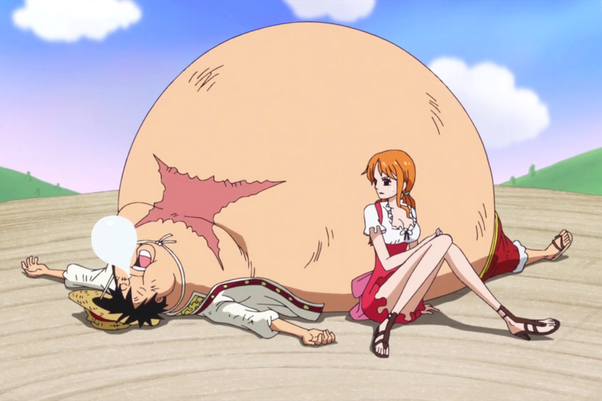 Who Do You Think Will Win In An Eating Contest Between Luffy