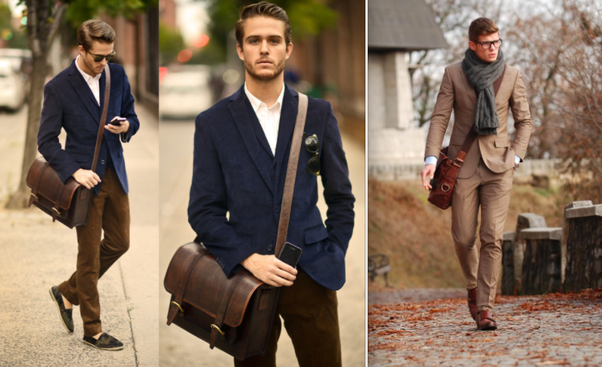 Are Messenger Bags A Fashionable Complement For Men? - Quora