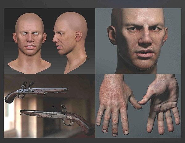 How does one animate a 3D character model created in Zbrush? - Quora