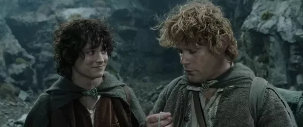 Weu0027re Samwise Gamgee And Frodo Baggins Gay?