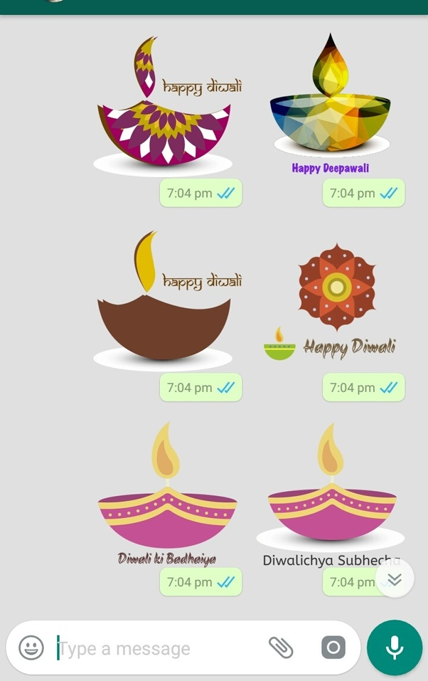 What are 5 best stickers app for whatsapp messenger? - Quora