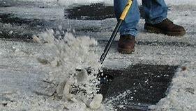 Remove Linoleum Glue From Concrete