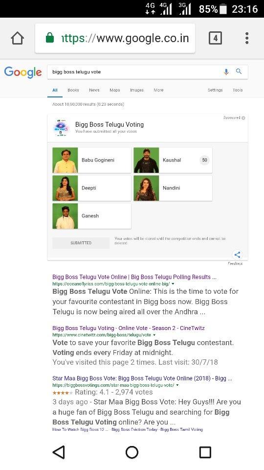 bigg boss 2 telugu online
