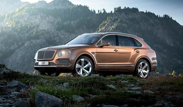 Can the Bentley Bentayga do hill climbing and rock crawling like the ...