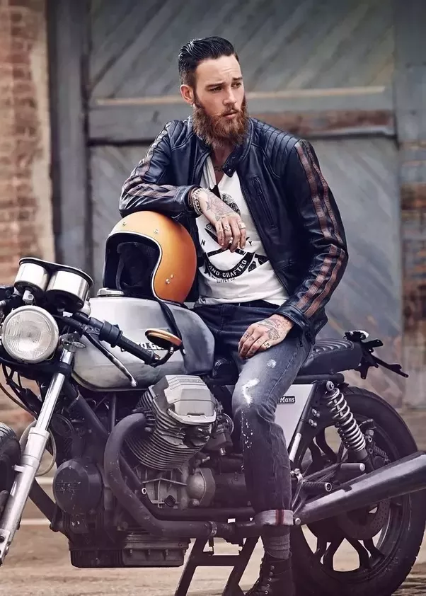 Fashion And Style Biker What Kind Of Biker Gear To You Prefer To Wear Quora