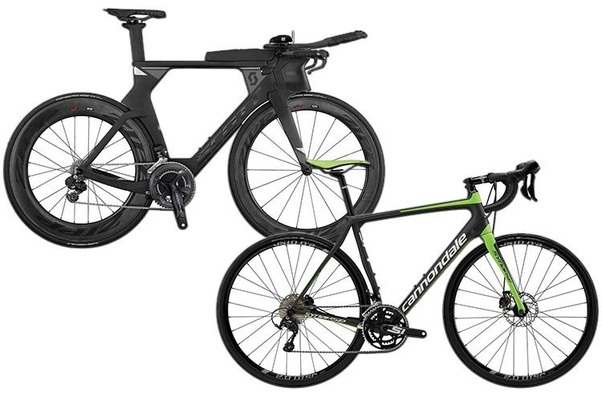 What is the most affordable triathlon / road bike for a