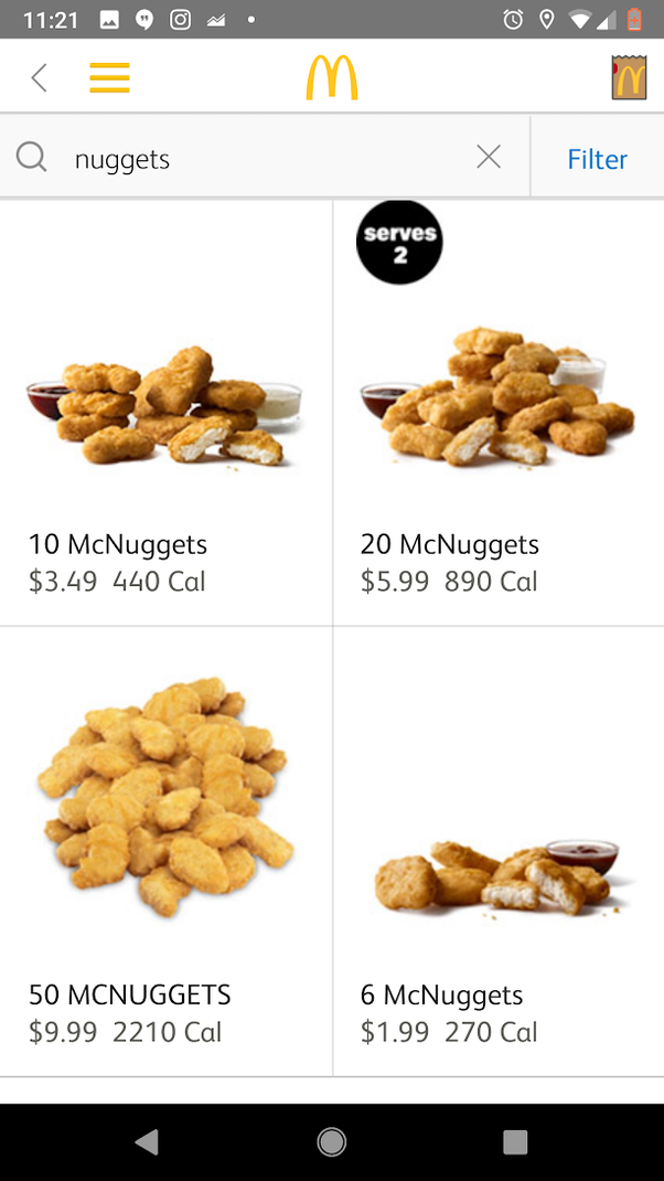 Do They Actually Sell 50 Piece Mcnuggets At Mcdonald S Quora