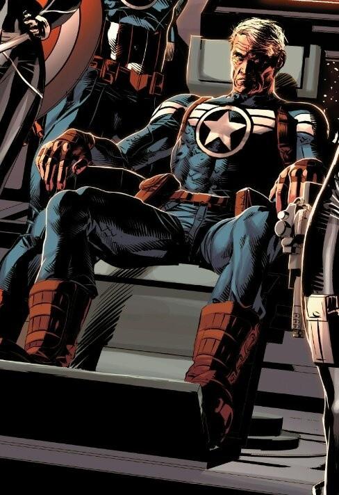 older captain america in comics ile ilgili görsel sonucu