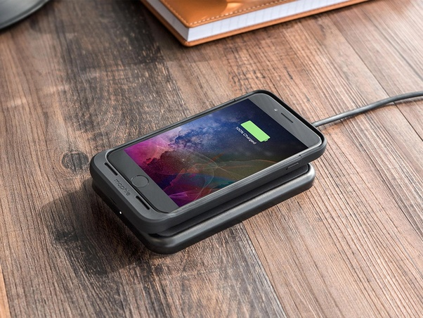 Can a wireless charger be used for charging Galaxy J7? Will