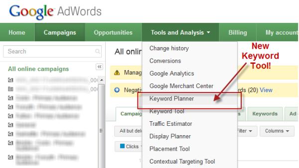 How to choose the best keywords for google adwords как рекламировать подарок