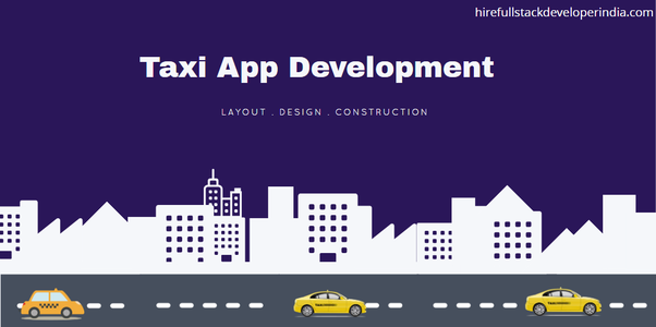 How much does it cost to build a basic taxi app? - Quora