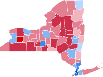 see those few dark blue areas near the bottom of the map theres staten island in red then the other four boroughs of new york city each borough is a