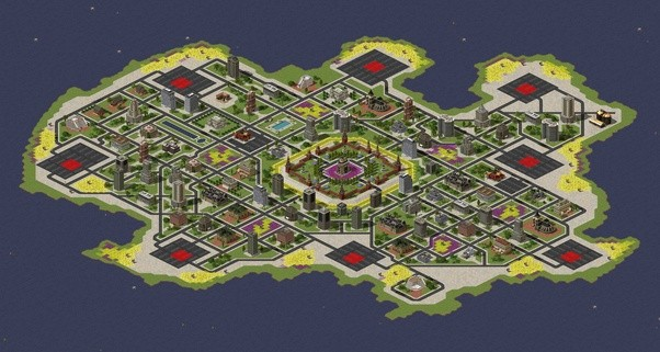 In games what is the difference between a section map level and this is map from red alert 2 you couldnt win unless you cleared the whole map of your enemies in context of the game and its mechanics gumiabroncs Choice Image