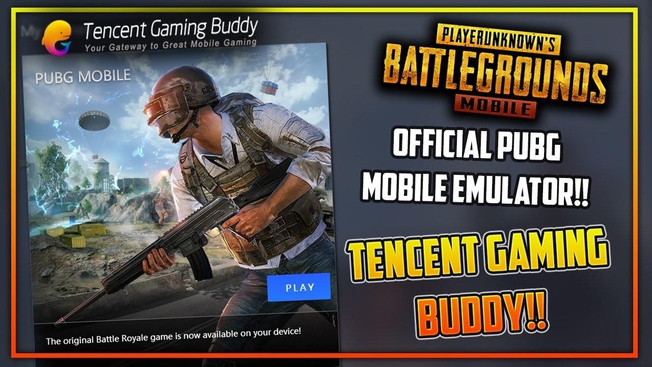المحاكي الرسمي لتشغيل لعبة PUBG Mobile علي الحاسب