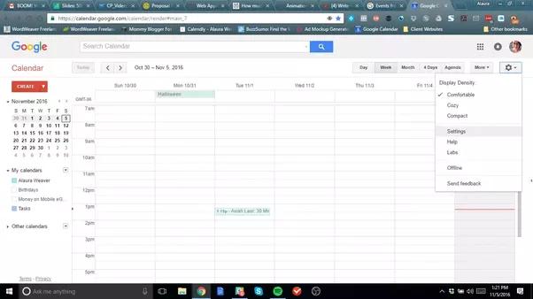 How To Create A Google Calendar Event