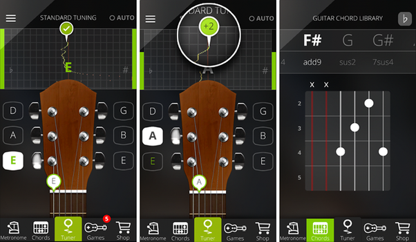 What are some good guitar chord testing apps? - Quora