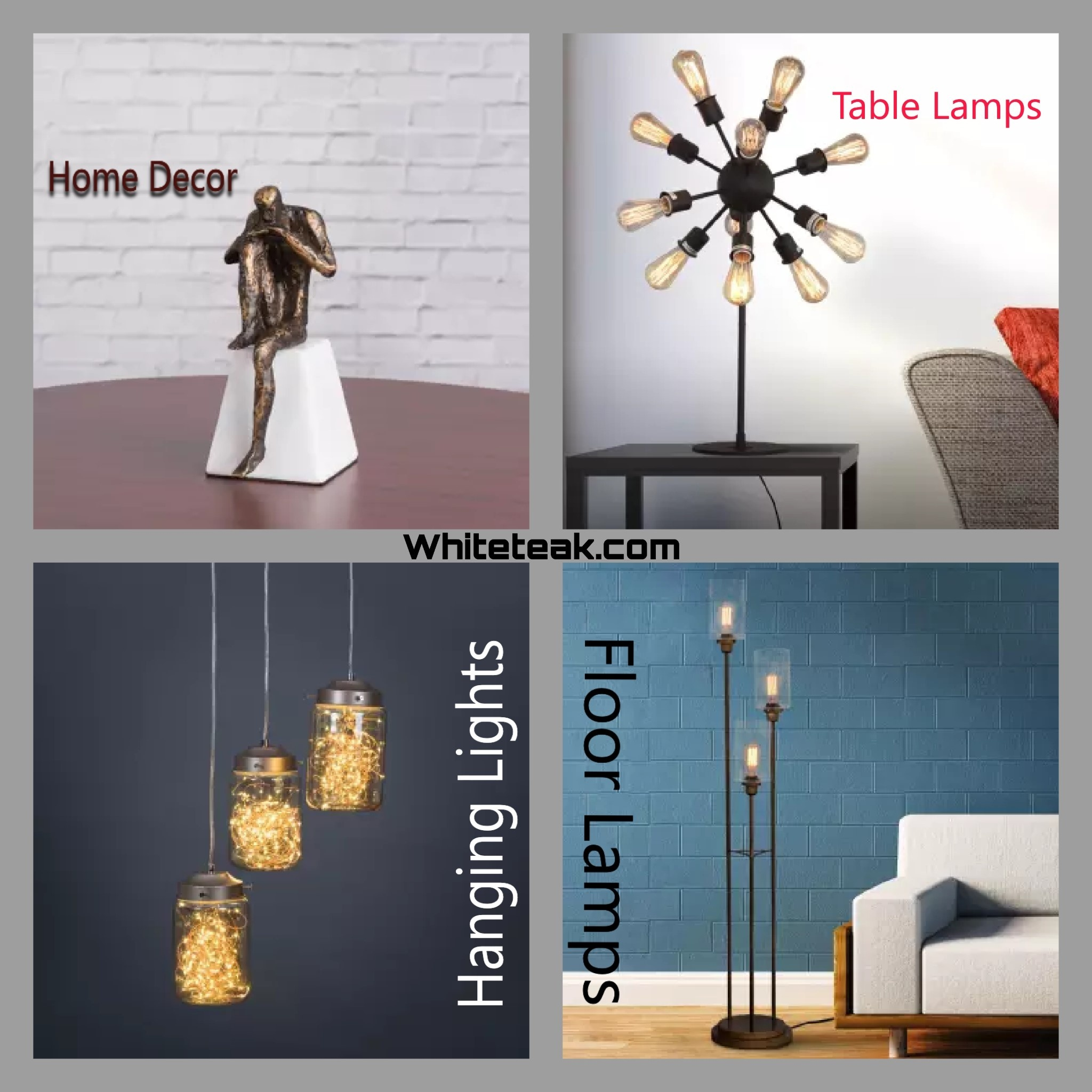 I Purchased Some Decorative Lights For My Home From U201cWhiteteaku201d And Their  Quality Is Really Extraordinary. Hereu0027s The Link Of Their Shopping Portal: