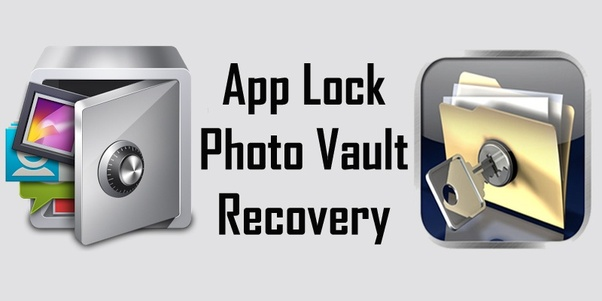 How to recover photos from the app vault - Quora