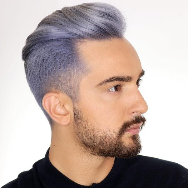 Which hair color is for men? - Quora