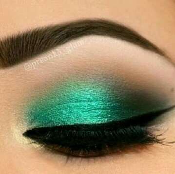 What Color Eyeshadow Goes With Blue Dress Quora