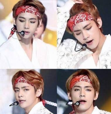 Which Bts Member Looks Good In Bandana Quora