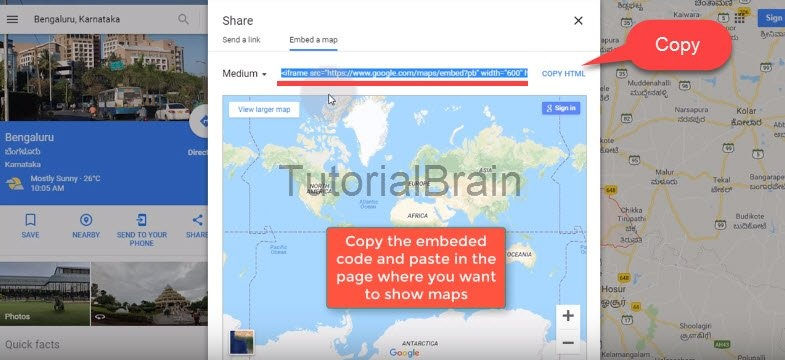 How To Easily Embed Google Maps In Wordpress Quora