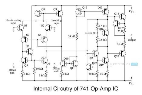 What is the internal circuit diagram of an op amp? - Quora Internal Diagram on internal process, internal drawing, internal device, internal filter, internal letter, internal organs, internal anatomy,