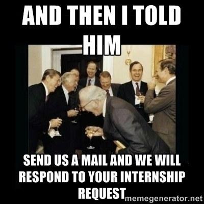 main qimg c841b4db3e7824248c9931be6f5a9f75 c what are the best memes on internships? quora