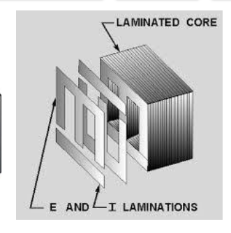 What Is The Function Of A Laminated Steel Core Of A