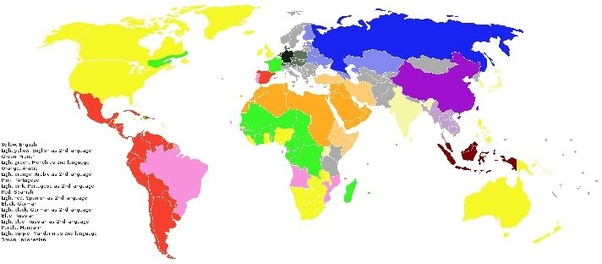 Language Map Of Spain.Is Catalonia A Nation Why Quora