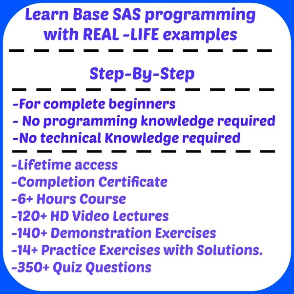 sas online tutor for base programming pdf