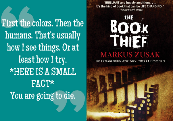 Who is the narrator in the movie The Book Thief? Is it a ghost or ...