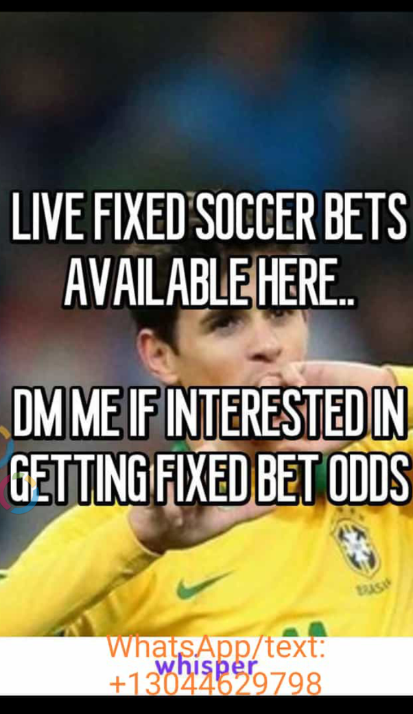 How to get fixed football match game - Quora
