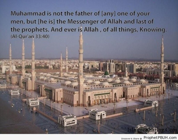 Why did Holy Prophet Muhammad [pbuh] marry his adopted son's