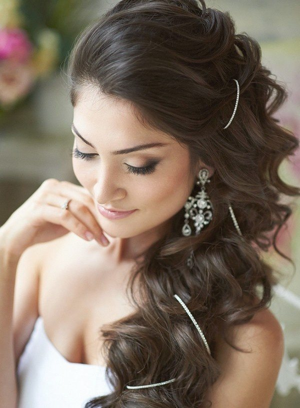 What Should The Hairstyle Be When Wearing Lengha Quora