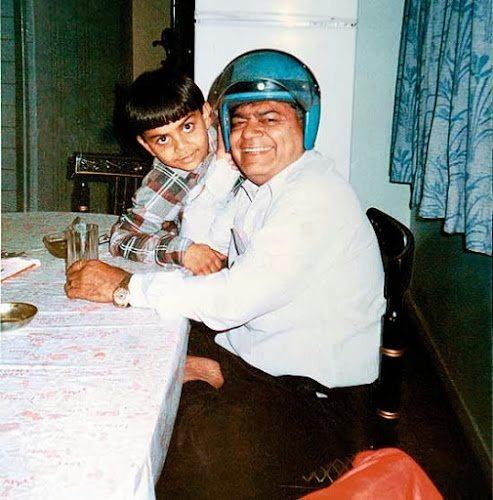 Image result for virat kohli images with father