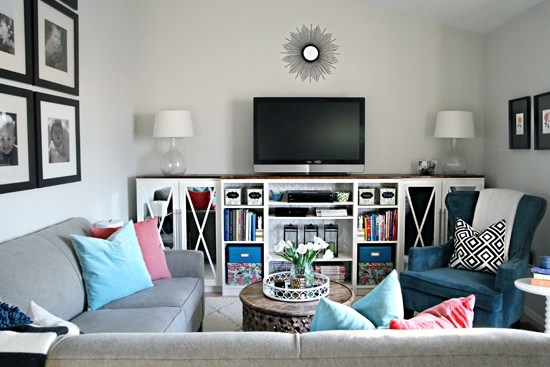 Thereu0027s Nothing More Satisfying Than Seeing An Organized Living Room.  Agree? However, Considering The Busy Schedules We Have At Work Or School,  ...