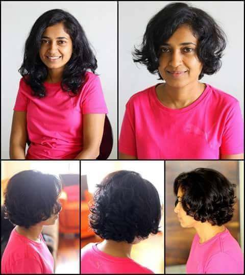 What are some best Indian hairstyles for very short hair (for girls ...