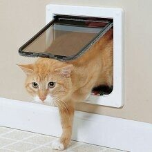 P.S. If You Donu0027t Know What Is A Cat Door. See Below. It Doesnu0027t Need An  Explanation.