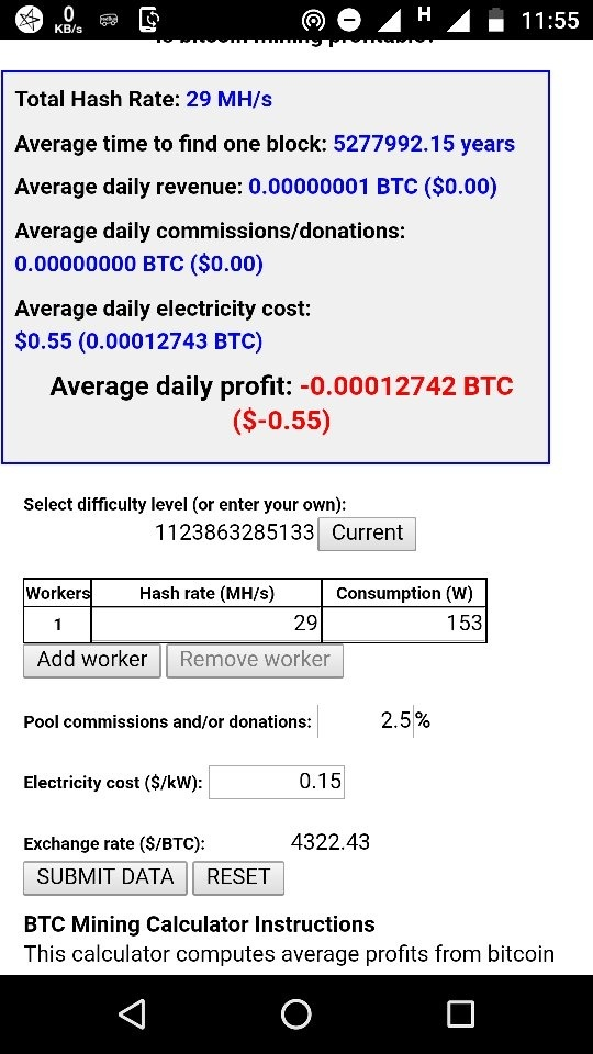 How much can one expect to earn from bitcoin mining using an amd rx i have calculated this by considering cost of electricity to be 015 per unit and pool commission fees antpool25eck the pics and see the profit ccuart Image collections