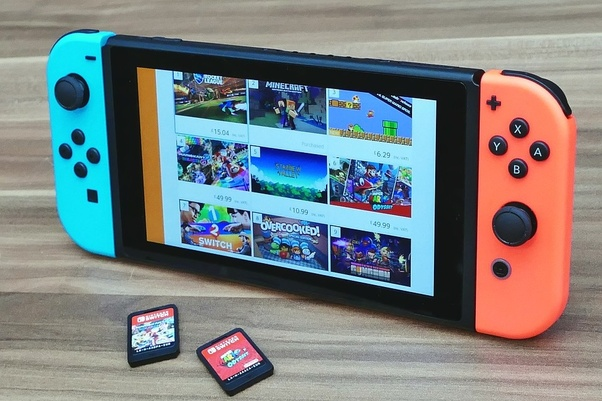 What do you think of the Nintendo Switch? - Quora
