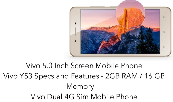 How to update my Vivo Y53 to LTE - Quora